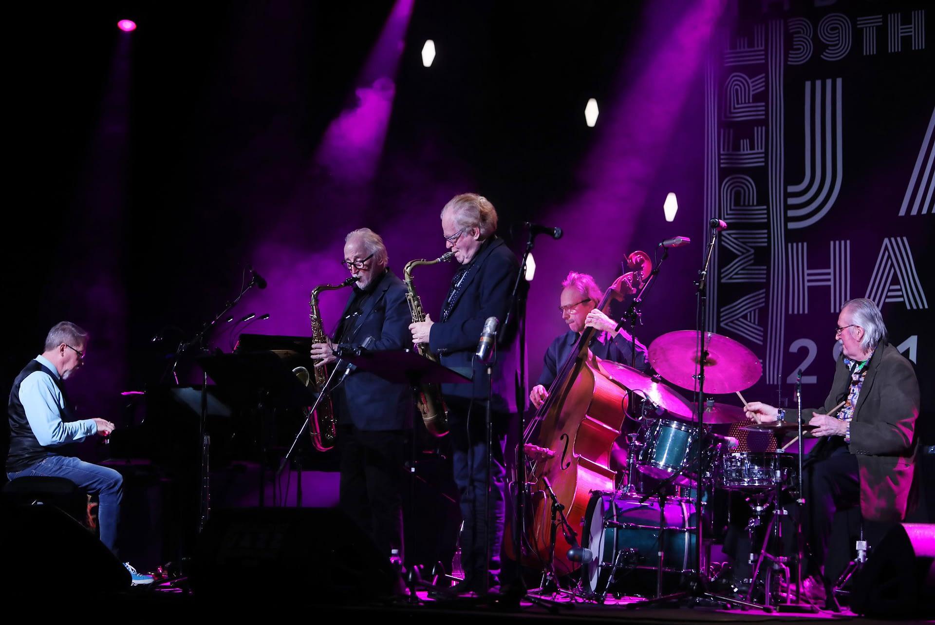 Reiska Laine Quintet