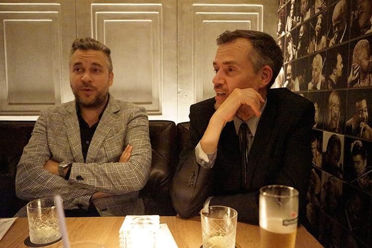 Timo Lassy & Teppo Mäkynen