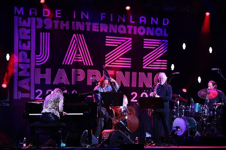 Iro Haarla Quartet