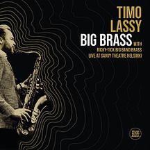 Timo Lassy Big Brass Live at Savoy Theatre Helsinki