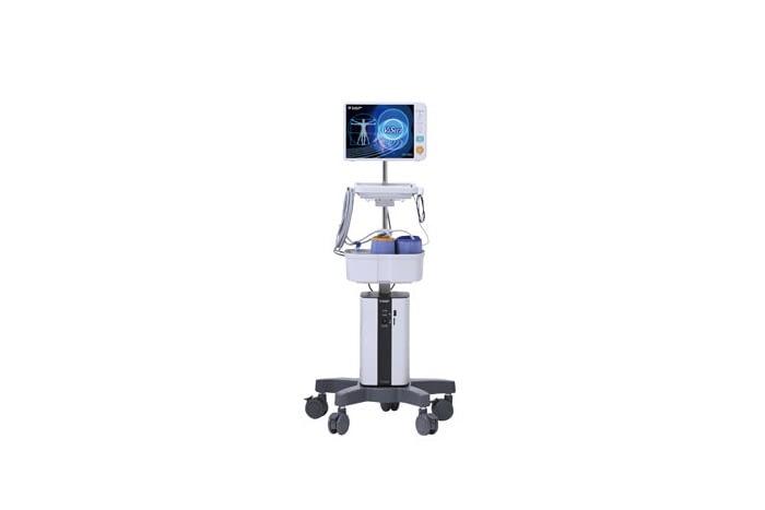 血圧脈波検査装置(VaSera)