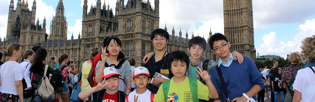 イギリス夏季留学