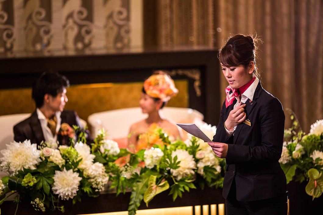 Coordinated weddings