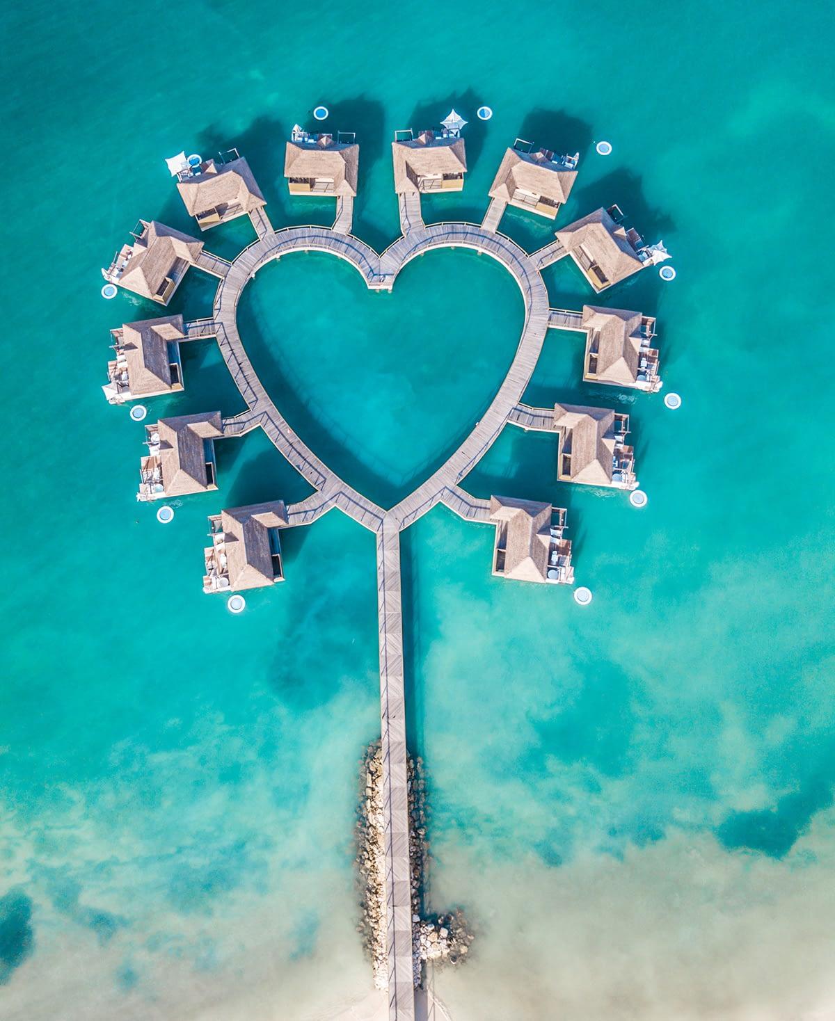 サンダルズ リゾーツ・ジャマイカ