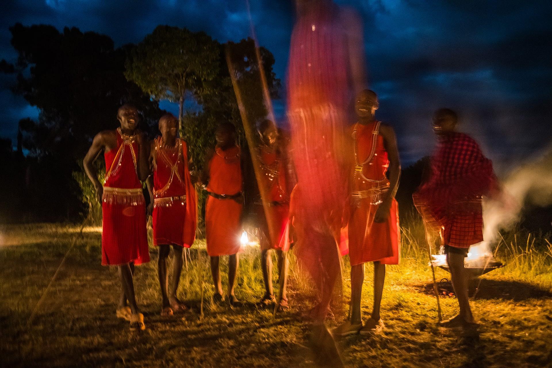 ガバナーズ キャンプ (アフリカ・ケニア)