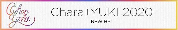 『Chara+YUKI』