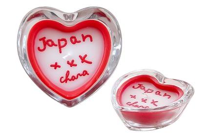 I ♡ Japan キャンドル