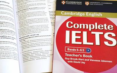英語を教えるための英語