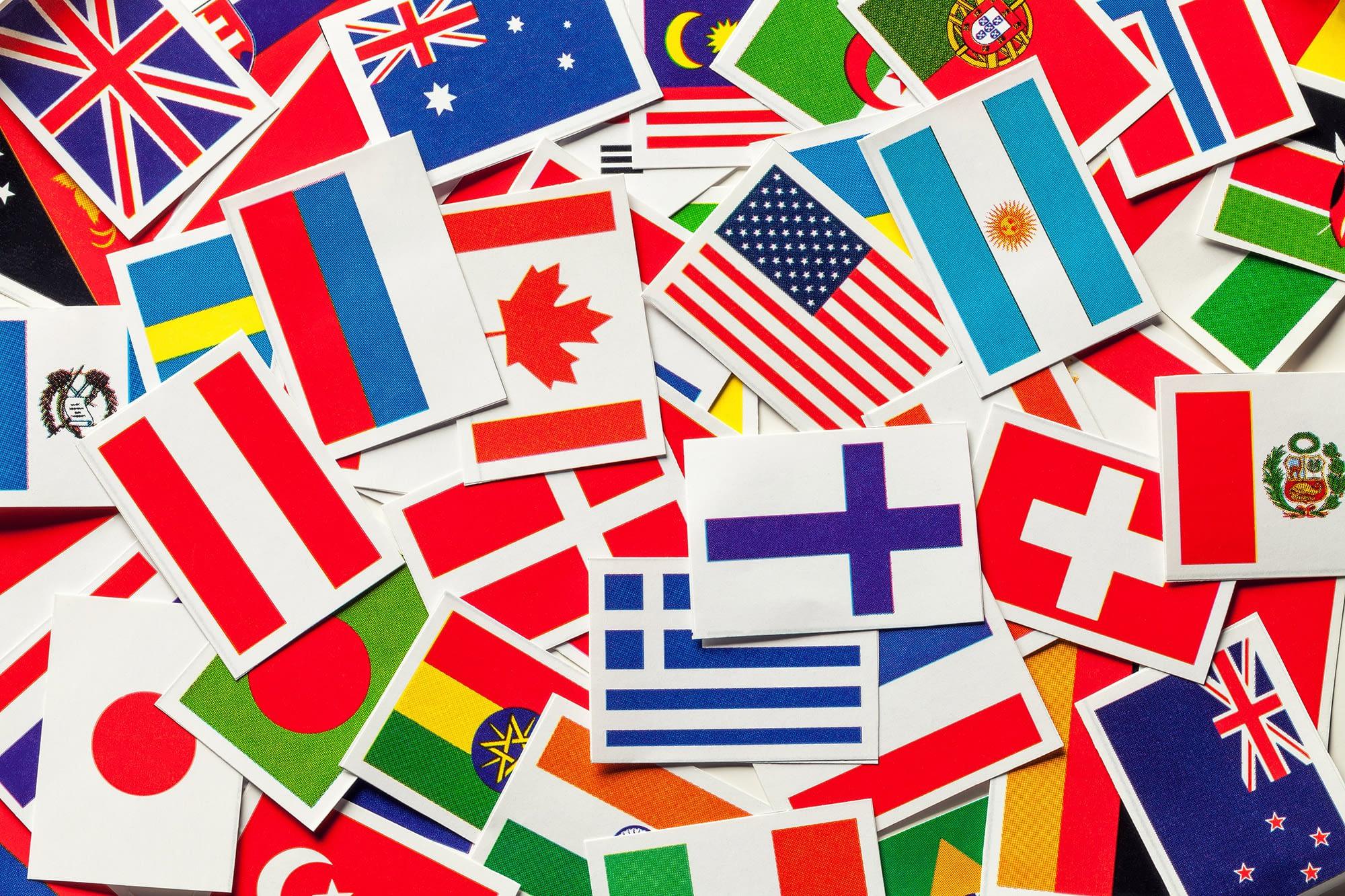 世界の国旗 FLA